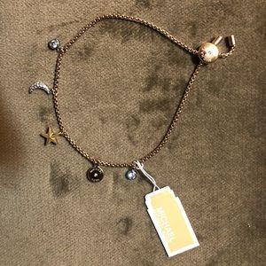 Michael Kors celestial bracelet NWT